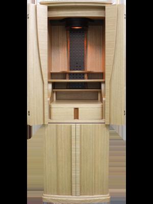 家具調仏壇の写真