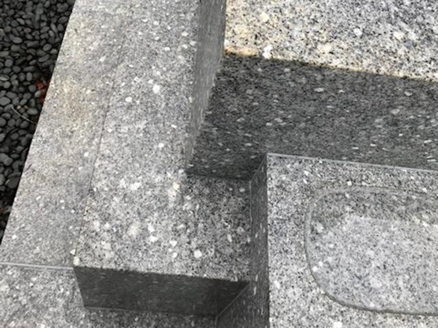 墓石リフォームの施工後